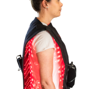 red light therapy pads coat